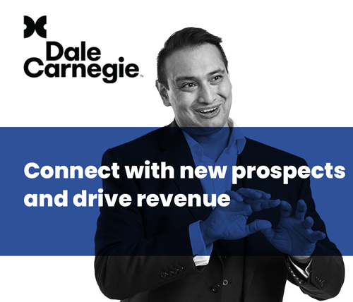 Connect with new prospects and drive revenue